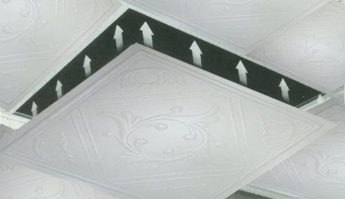 24x24 ceiling tiles installation grid system. Black Bedroom Furniture Sets. Home Design Ideas