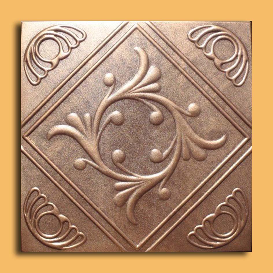 20x20 anet antique bronze brown ceiling tiles antique ceilings 20x20 anet antique bronze brown ceiling tiles foam ceiling tile dailygadgetfo Images