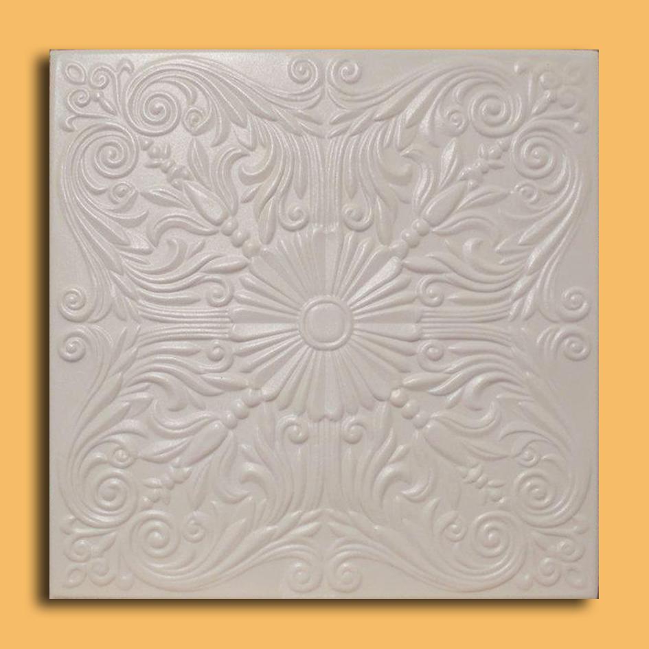 20 Quot X20 Quot Astana Antique White Tile Ceiling Tiles Antique