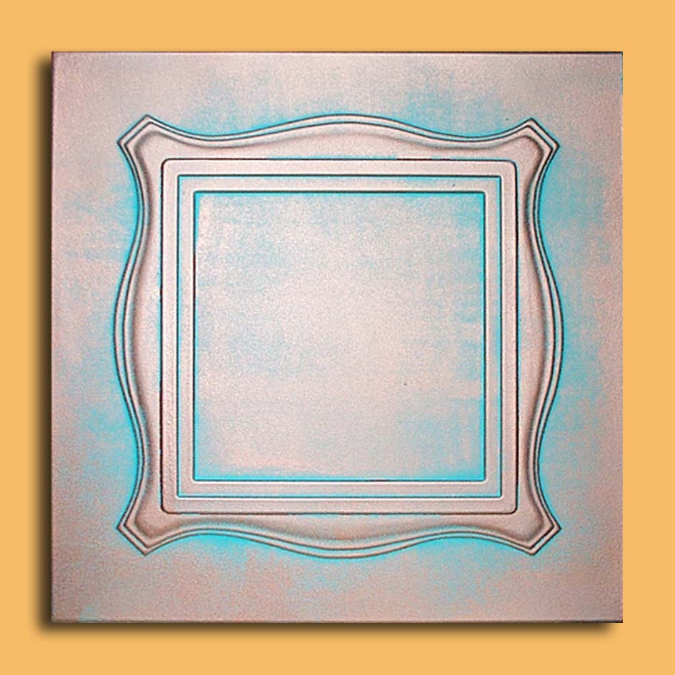 20x20 beta antique copper patina ceiling tiles antique ceilings these ceiling tiles are finished in antique design and are made of uniform extruded polystyrene foam with this technology it is possible to obtain smooth dailygadgetfo Image collections