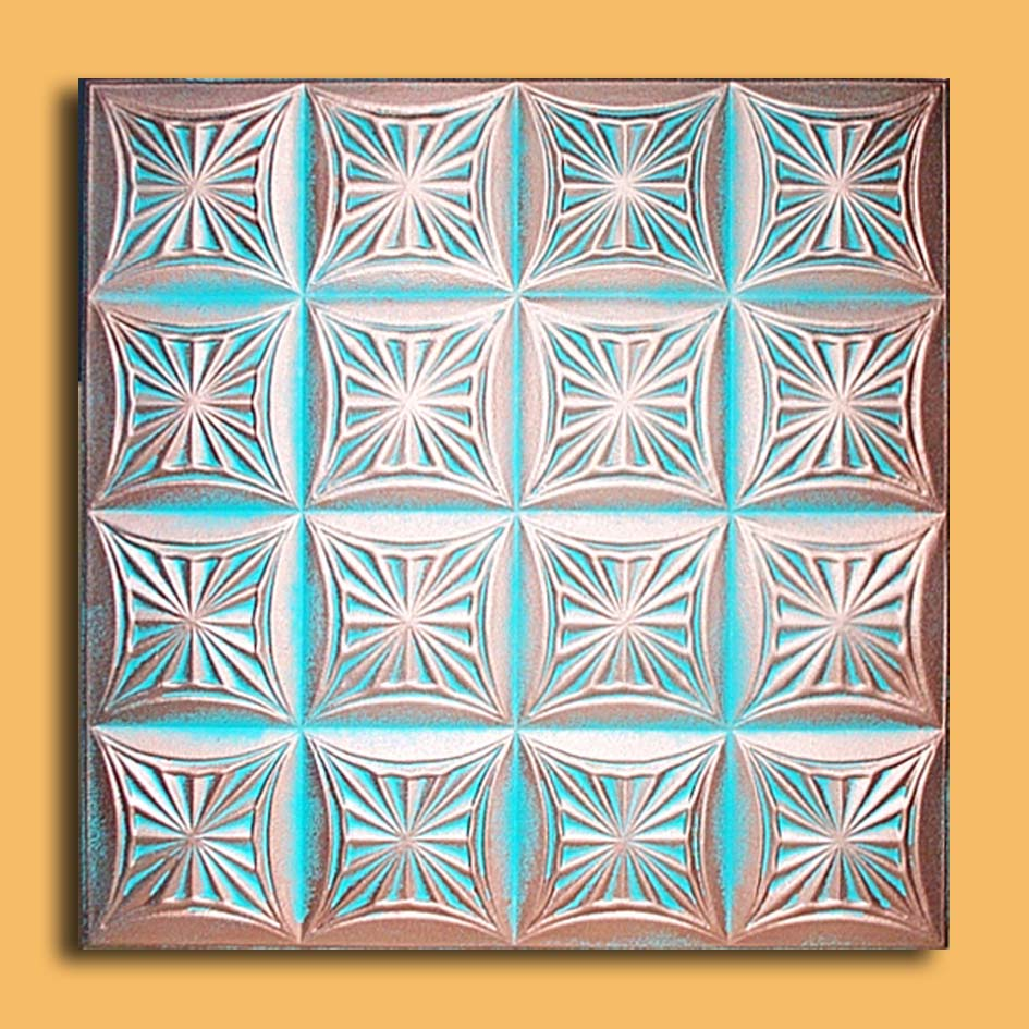 20x20 astana antique copper patina ceiling tiles antique 20x20 karaganda antique copper patina ceiling tiles dailygadgetfo Choice Image