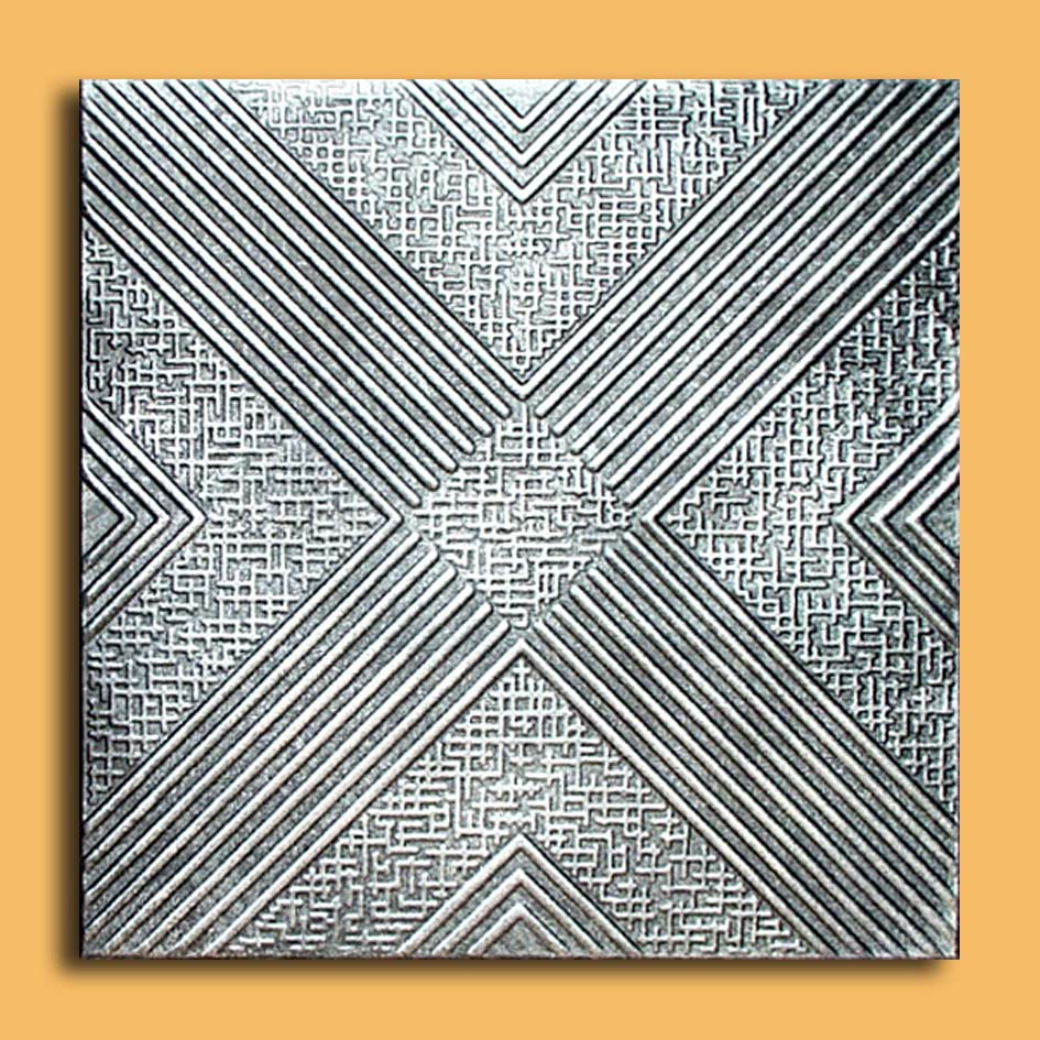 20x20 malta antique silver black ceiling tiles antique ceilings these ceiling tiles are finished in antique design and are made of uniform extruded polystyrene foam with this technology it is possible to obtain smooth dailygadgetfo Gallery