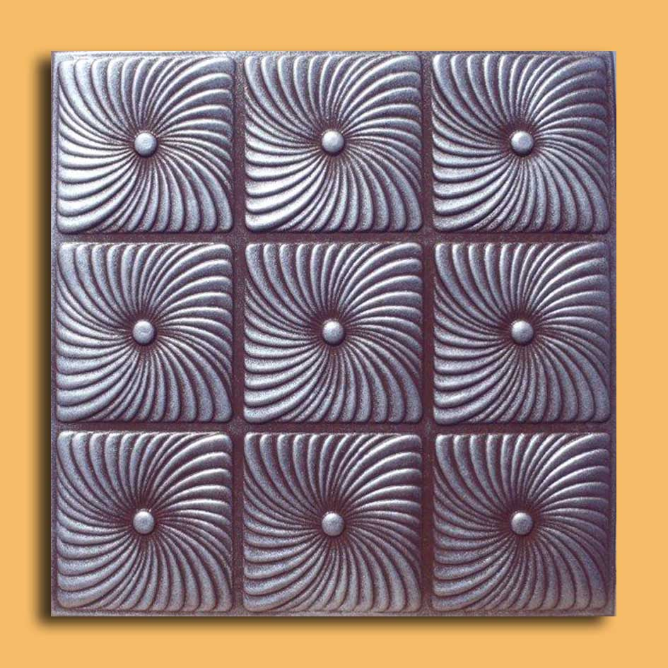 What are drop ceiling tiles made of gallery tile flooring design 20x20 prato antique silver brown ceiling tiles antique ceilings these ceiling tiles are finished in antique dailygadgetfo Choice Image