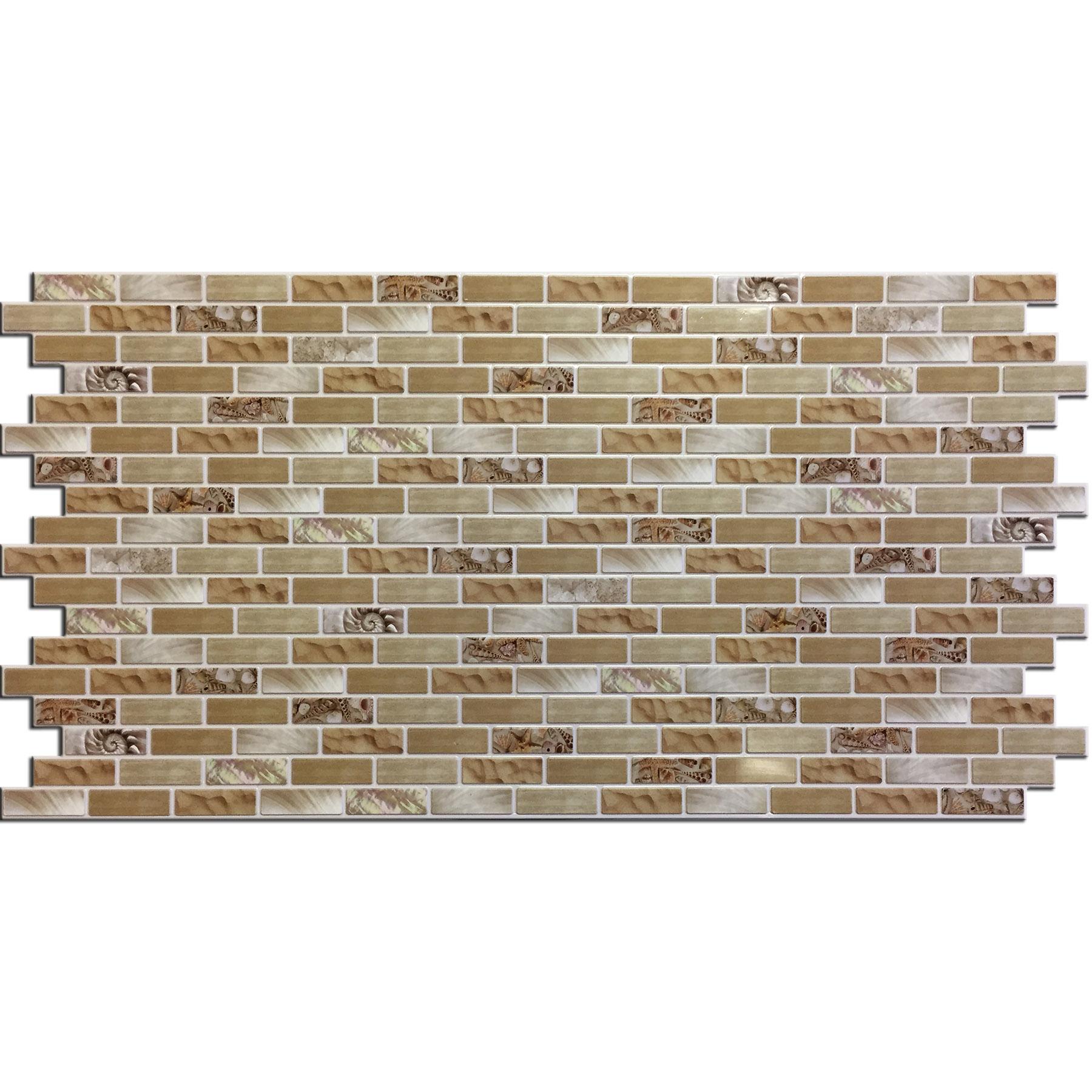 Asteria Backsplash Panel 39 X 19 12 Pvc Tile Antique Ceilings
