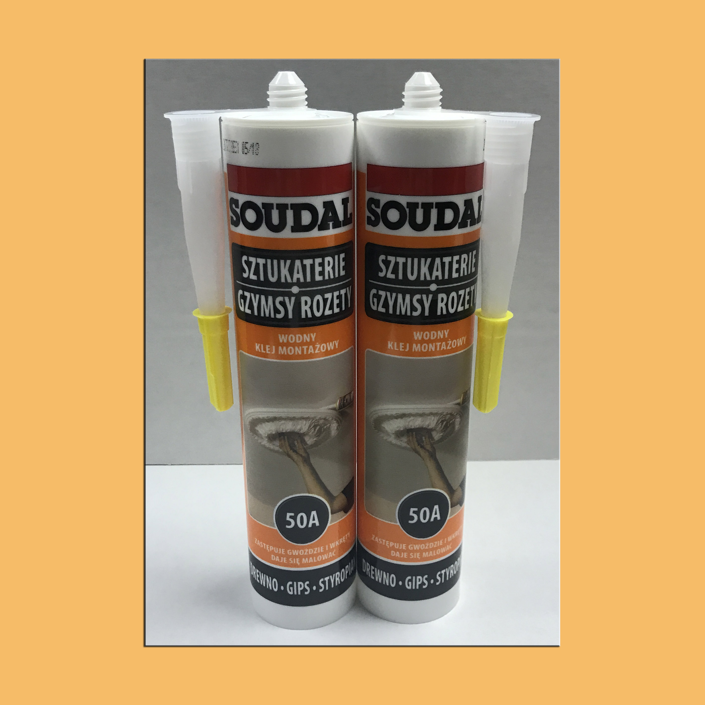 Soudal 50a Styrofoam Adhesive Perfect For Ceiling Tiles Antique Ceilings Glue Up And Drop In Grid