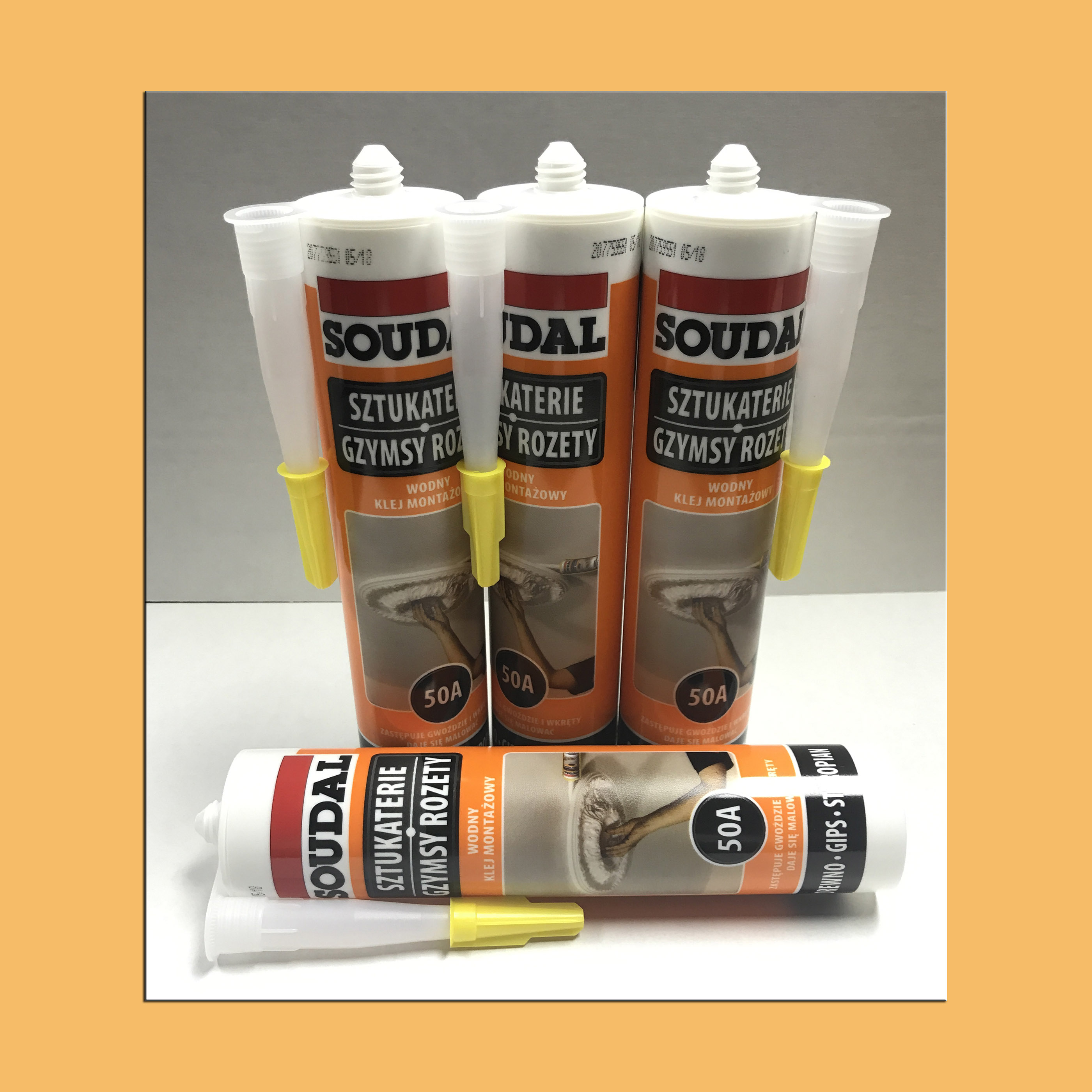 Soudal 50a styrofoam adhesive perfect for ceiling tiles antique soudal 50a is manufactured specifically for gluing foam ceiling tiles up to the ceiling you may still use acryl pro available from home depot however dailygadgetfo Gallery